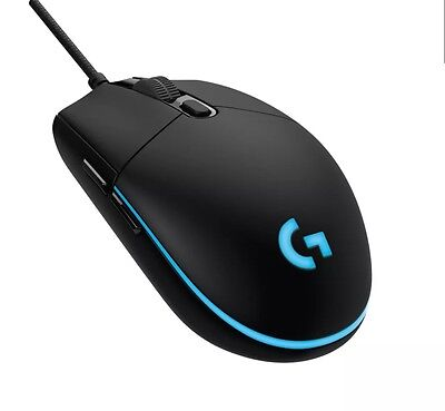 Logitech G403 Prodigy Wired Gaming Mouse with High Performance Gaming Sensor EMS