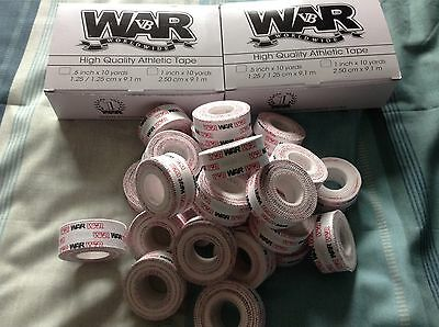 WAR Tape - Sports Tape For Boxing/MMA/Martial Arts