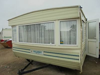 Static Caravan For Sale Willerby Herald 32Ft X 12Ft 2 Bed ,double Glazed !!!!!