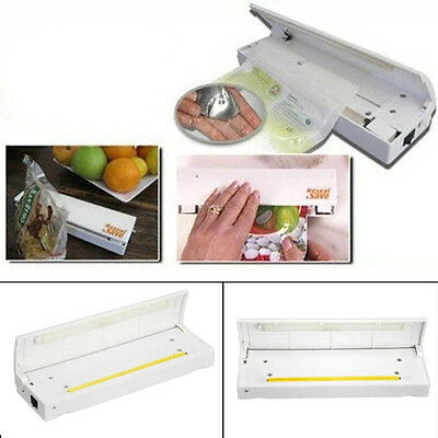 Home Portable Seal Food Bag Sealer Packaging Machine Kitchen Tools #S