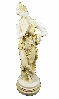 Kore sculpture Great statue of Persephone ancient Greek Queen of the underworld