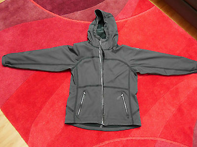Women's Outdoor Research Black Mithril Softshell (Waterproof) Jacket Size L $299