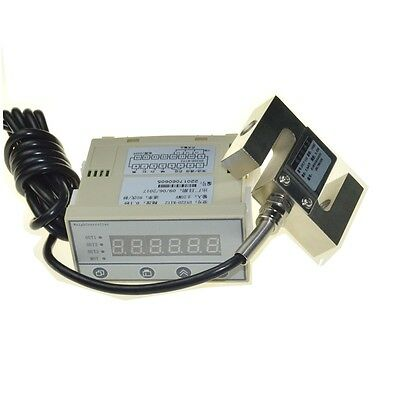 100kg  S TYPE Beam Load Cell Scale Pressure Weight Weighting Sensor controller