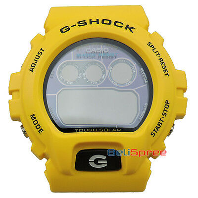 G-Shock G-6900A-9 Tough Solar Original Hardcase & Bezel