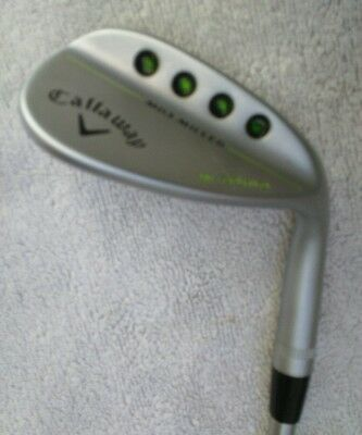 SAND WEDGE CALLAWAY MACK DADDY 3.  58° BOUCE 11 W- Gring  FORGED MD3 Milled KBS