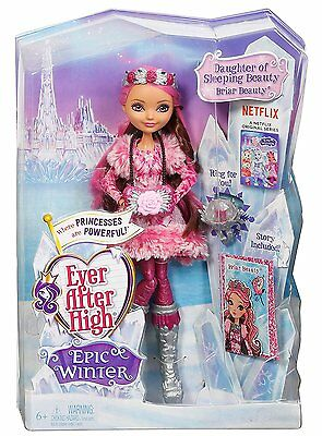 Ever After High - Briar Beauty Epic Winter