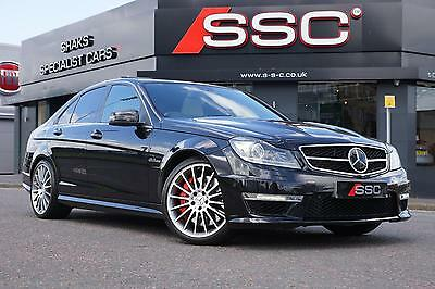 Mercedes-Benz C Class 6.3 C63 AMG Edition 125 7G-Tronic   PERFORMANCE PACK PLUS+