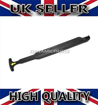 Bonnet Hood Catch Release Handle Lever Pull Opener For Ford Fiesta Mk5 2002-2008