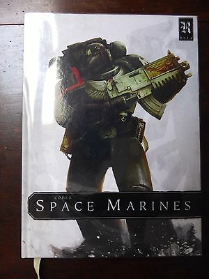 Warhammer 40k Codex Space Marines Limited Edition Ravenguard