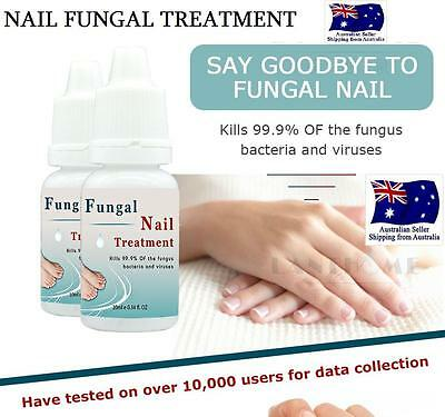 Anti Fungal NAIL Treatment Onychomycosis Nail Fungus Fungal Removal whiten Care