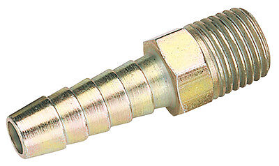 "DRAPER 1/4"" BSP Taper 5/16"" Bore PCL Male Screw Tailpiece (Sold Loose) 