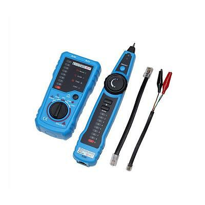 Telephone Network Cable Wire Line LAN Cable RJ45 Tracker Toner Tracer Tester IKH