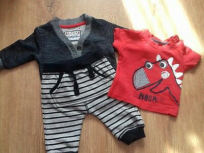 Baby boy outfit  size 0-3 months