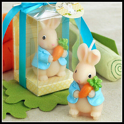 Cute Peter Rabbit Candle - Cake Topper - NEW