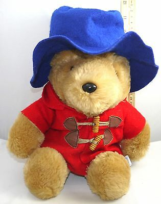 Paddington Bear Plush Kids Gifts Paddington Bear With Blue Hat 16'' Tall