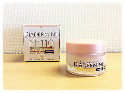 Diadermine 110 Creme de Beauty Hochleistungs-Anti-Age Nachtcreme 50 ml