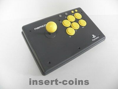 Namco PlayStation 1 & 2 / Arcade / Fighting Stick / Ps 1 / Ps 2 / KL11