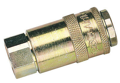 "Genuine DRAPER 3/8"" Female Thread PCL Parallel Airflow Coupling 