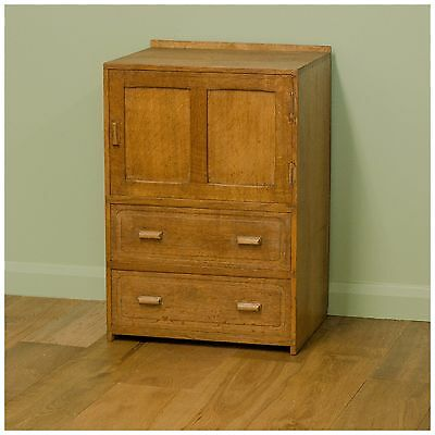 Arts and Crafts Oak Cabinet in the manner of Heal and Co