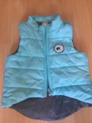 girls horse riding gillet age 3-4