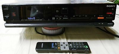 Sony video8 EV-A300 EC Videoregistratore con telecomando
