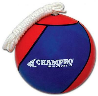 Champro Tetherball (Royal/Scarlet, Official)