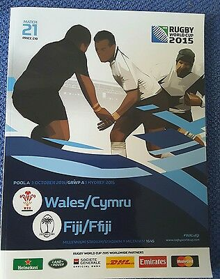 Rugby world cup 2015 match no21 wales v fiji