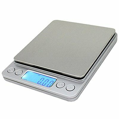 Spirit 0.01oz/0.1g 3000g Digital Multifunction Pocket Scale with Back-Lit LCD...