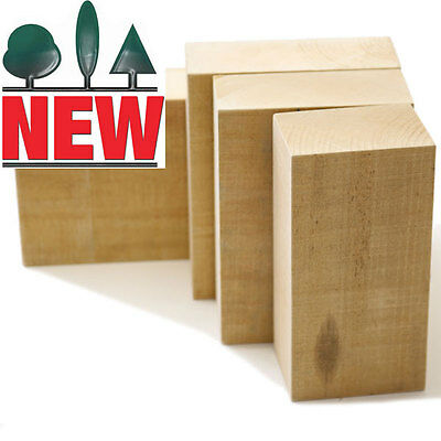 Lime Carving Blank, 65mm thick, Sawn, Rectangles