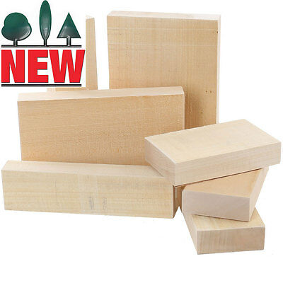 Lime Carving Blank, 40mm thick, Sawn, Rectangles