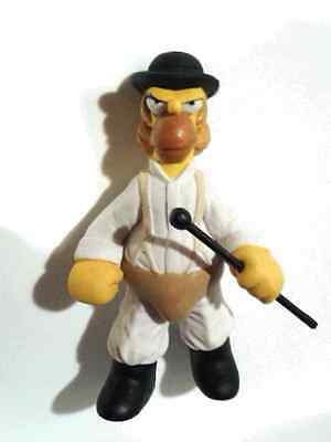 homer simpson parody Alex DeLarge a clockwork orange, mexican toy resin
