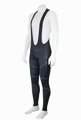 Volta Thermal Bib Tights Black Medium