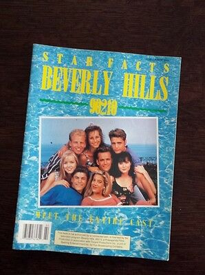 Beverly Hills 90210 Star Facts magazine 1991 No. 2