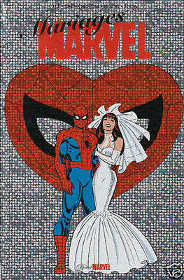 Best Of - Mariages Marvel (Panini Comics, Spider-Man, X-Men, Avengers)