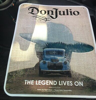 Don Julio Sign