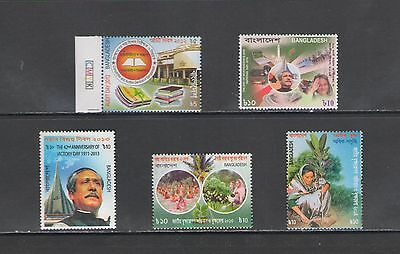BANGLADESH: LOT BD22  /***Good Lot of Modern Issues***/  All  MNH