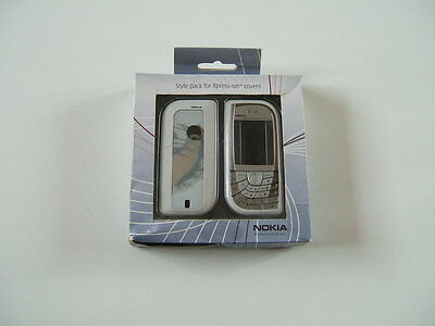 Fascia Housing Case Cover & Keypad Genuine for Nokia 7610 Brand New Boxed