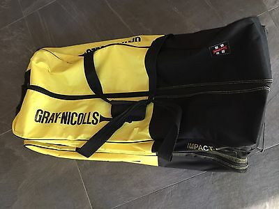 Gray Nicolls Impact Pro Wheeled Cricket Bag -Large (suitable for Adult/Teenager)