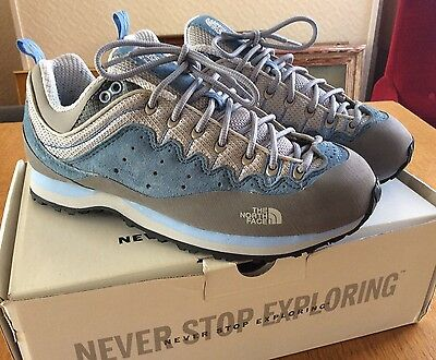 Ladies The North Face Walking / Hiking Shoes 'Buildering' Size 5 New RRP £60