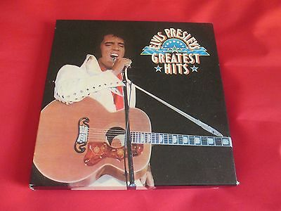 Elvis Presley -Greatest Hits - Lovely Box Set Vinyl LPs