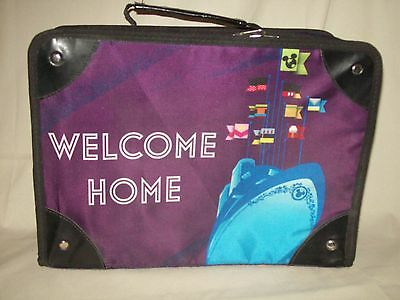 "Disney Vacation Club Members Cruise "" Welcome Home"" Suitcase Gift Set"