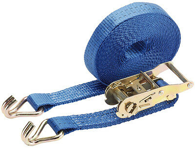 Genuine DRAPER 1000kg Ratchet Tie Down Strap (8M x 35mm) | 60921
