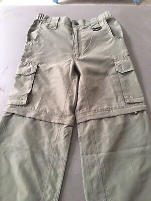 New Official Boyscout Switchback Pants - Youth Medium