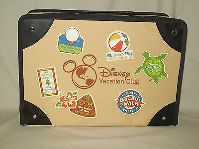 Disney Vacation Club Members Cruise Suitcase Gift Set