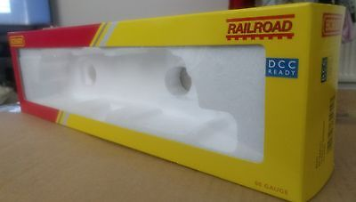 Hornby spares OO Empty Box for Class 42 Warship Also suits Lima Class 42 Locos.