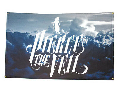 Pierce The Veil Banner Flag Collide With The Sky Tour Concert Merch SOLD OUT