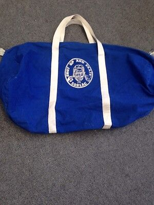 vintage Zorlac Skateboarding bag from 1986 Pushead rare Old school skateboarding