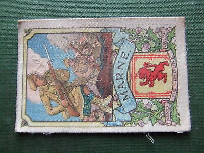 Battle Series..battle Of Marne. Issued With My Weekly In 1916. Nice  Condition.