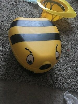 My Carry Potty Child / Toddler Portable Travel Potty - Bee