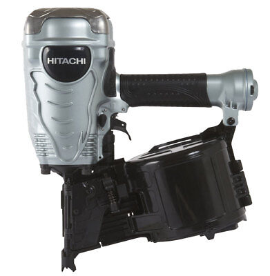 "3-1/2"" Coil Framing Nailer Hitachi NV90AGS New"